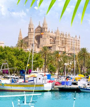Palma Port Cathedrale