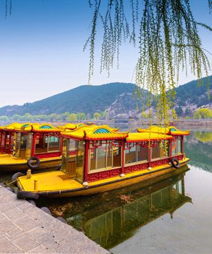 Luoyang Bateau Traditionnel