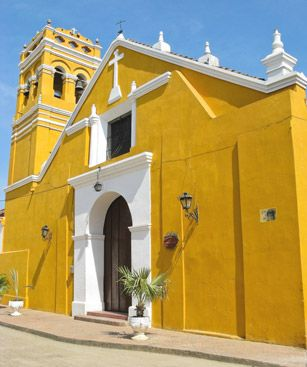 Popayan Church San Agustin Mompox