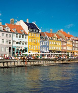 Copenhague Quartier Nyhavn