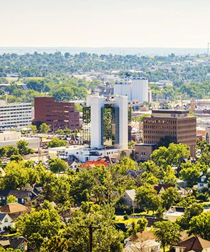 Rapid City Centre Ville