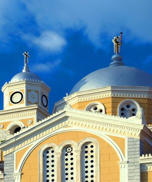 Kalamata Greek Orthodox Cathedral