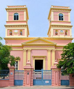 Pondichery Eglise