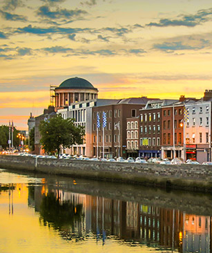 Dublin Skyline City