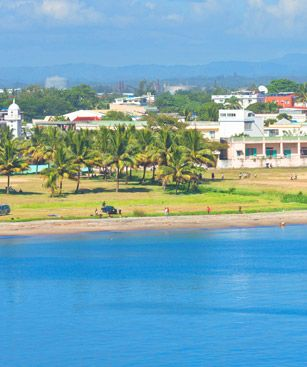 Tamatave Sea Town City