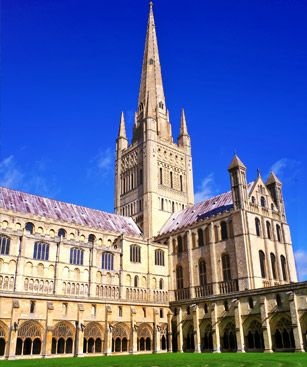 Norwich Cathedrale