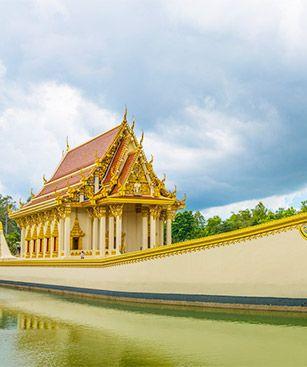 Ubon Ratchathani datant