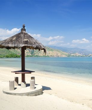 Dili Plage Paillote