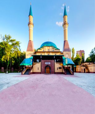 Donetsk Mosquee