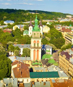 Lviv Eglise Assomption