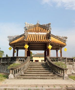 Hue Temple