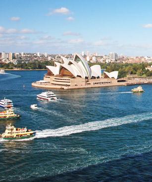Vol Australie - Billet avion Australie pas cher avec BDV.fr