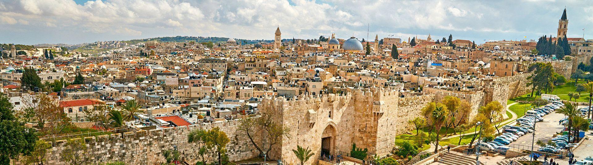 Vol jerusalem billet d 39 avion jerusalem pas cher avec for Vol interieur israel