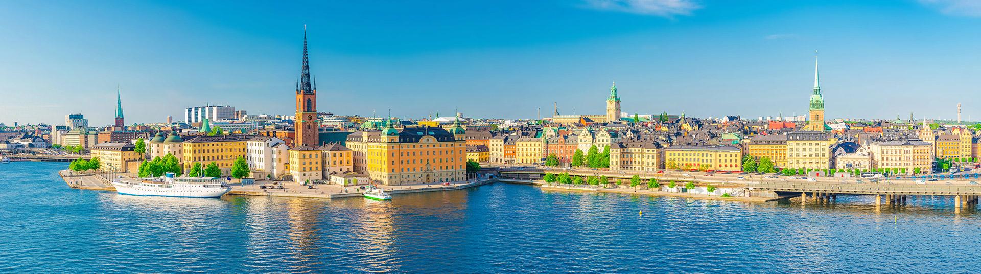 vol stockholm sto billet d 39 avion stockholm pas cher avec. Black Bedroom Furniture Sets. Home Design Ideas