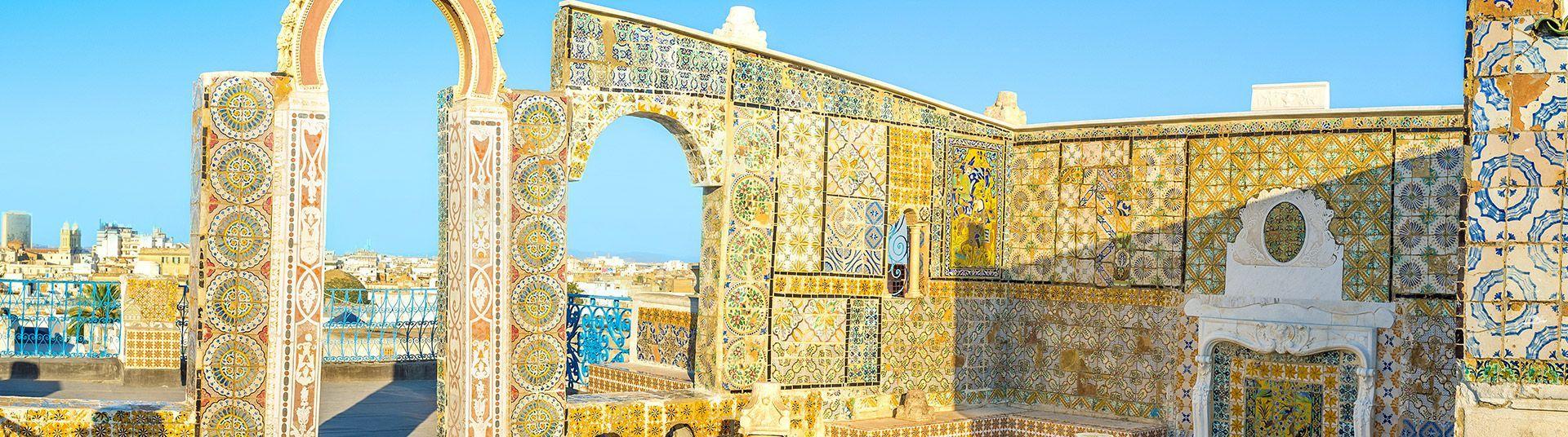 tunisie discount vol charter