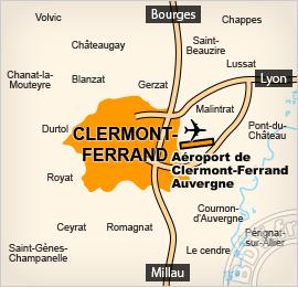 vols pas chers au d part de clermont ferrand avec bourse des. Black Bedroom Furniture Sets. Home Design Ideas