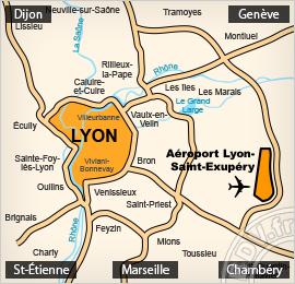 Aeroport Lyon Saint Exupery Lys Navette Taxi Parking Transfert Bourse Des Vols