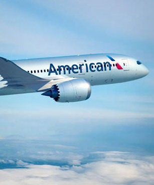 American airlines aa r servez un vol american airlines for Compagnie aerienne americaine vol interieur