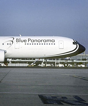 'Blue Panorama Airlines
