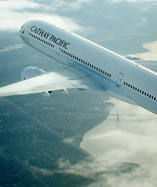 'Cathay Pacific