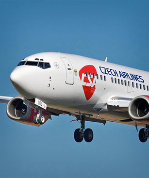 'Czech Airlines