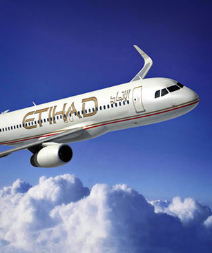 'Etihad Airways