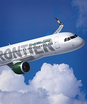 'Frontier Airlines