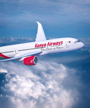 'Kenya Airways