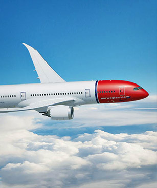 'Norwegian Air Shuttle