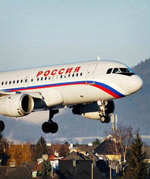 'Rossiya Russian Airlines