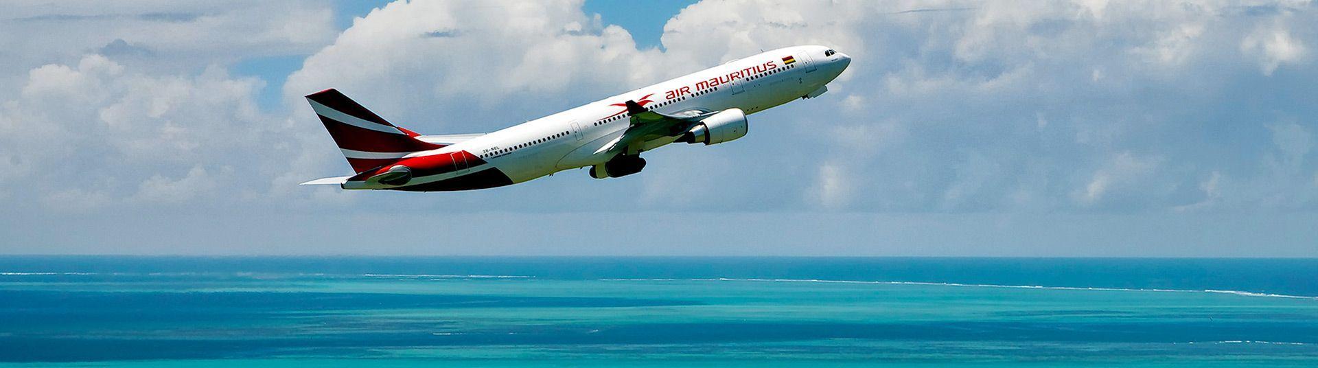 Air mauritius mk r servez un vol air mauritius au for Air madagascar vol interieur horaire
