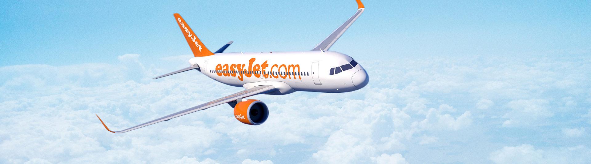 Easyjet u2 r servez un vol easyjet au meilleur prix for Interieur avion easyjet
