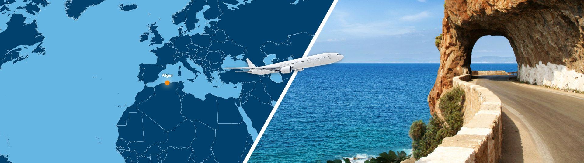 reservation billet pas cher air algerie