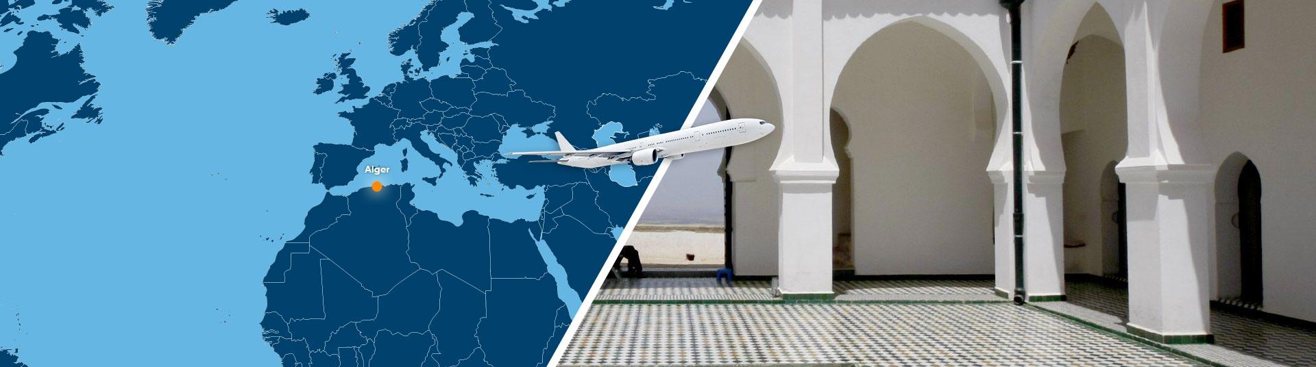 billet d 39 avion algerie pas cher tlemcen. Black Bedroom Furniture Sets. Home Design Ideas