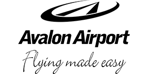 Logo de l'Aéroport d'Avalon