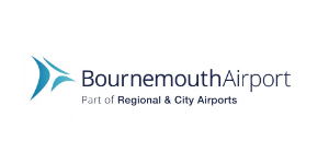 Logo de l'Aéroport international de Bournemouth