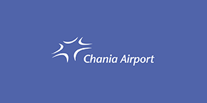 Logo de l'Aéroport international de Chania K. Daskalogiannis