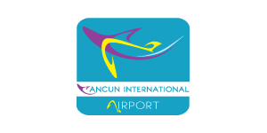 Logo de l'Aéroport de Cancun