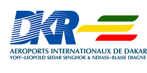 Logo de l'Aéroport international Léopold Sedar Senghor