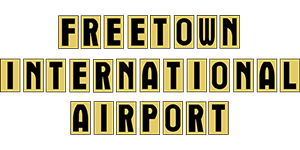 Logo de l'Aéroport international Lungi