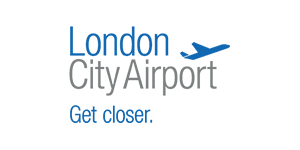 Logo de l'Aéroport London City