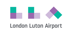 Logo de l'Aéroport London Luton