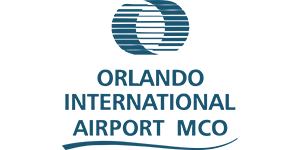 Logo de l'Aéroport International d'Orlando