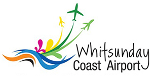 Logo de l'Aéroport Whitsunday Coast