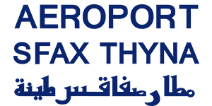 Logo de l'Aéroport international de Sfax Thyna