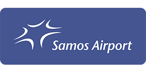 Logo de l'Aéroport international de Samos