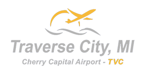 Logo de l'Aéroport Cherry Capitol de Traverse City