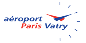 Logo de l'Aéroport Paris-Vatry