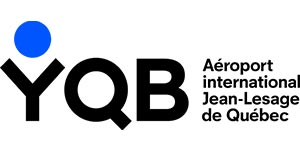 Logo de l'Aéroport international Jean Lesage