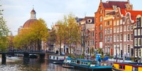 Vol low cost pour Amsterdam